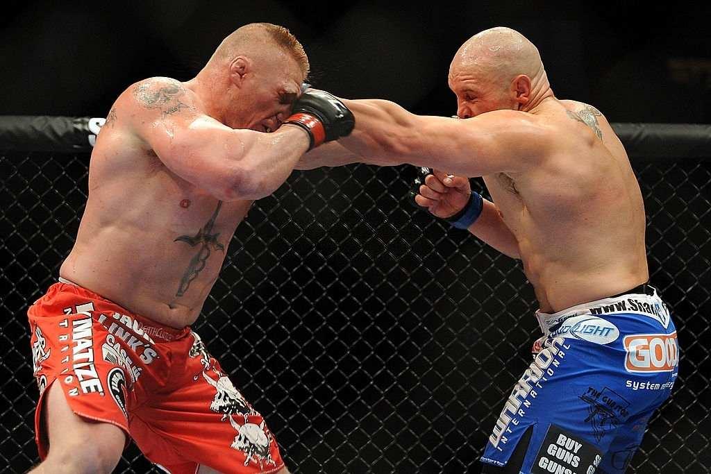 UFC 116: Lesnar vs. Carwin Top PPV