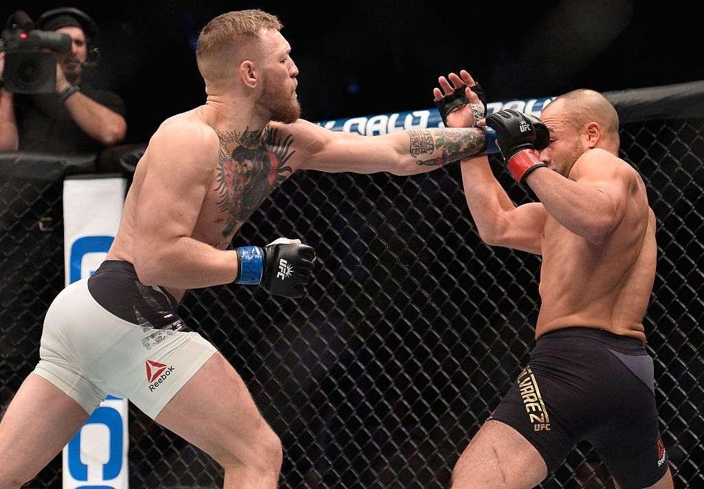 UFC 205: Alvarez vs. McGregor top PPV