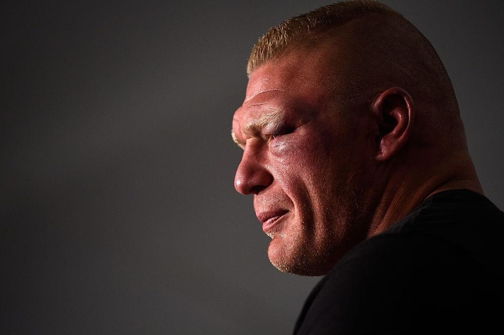Top wwe superstars: Brock Lesnar