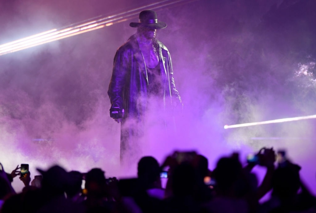 The Undertaker the most popular wwe star