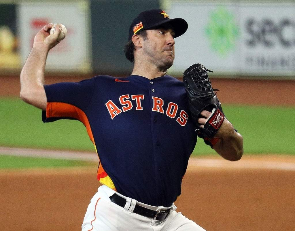 Justin Verlander one of the top paid MLB players