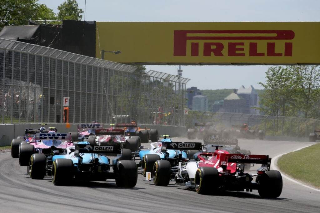 Circuit Gilles Villeneuve, Montreal, Canada one of the best f1 tracks