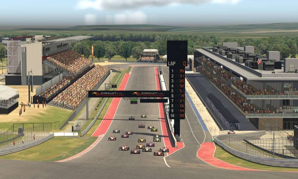 The Circuit of the Americas, Austin, United States