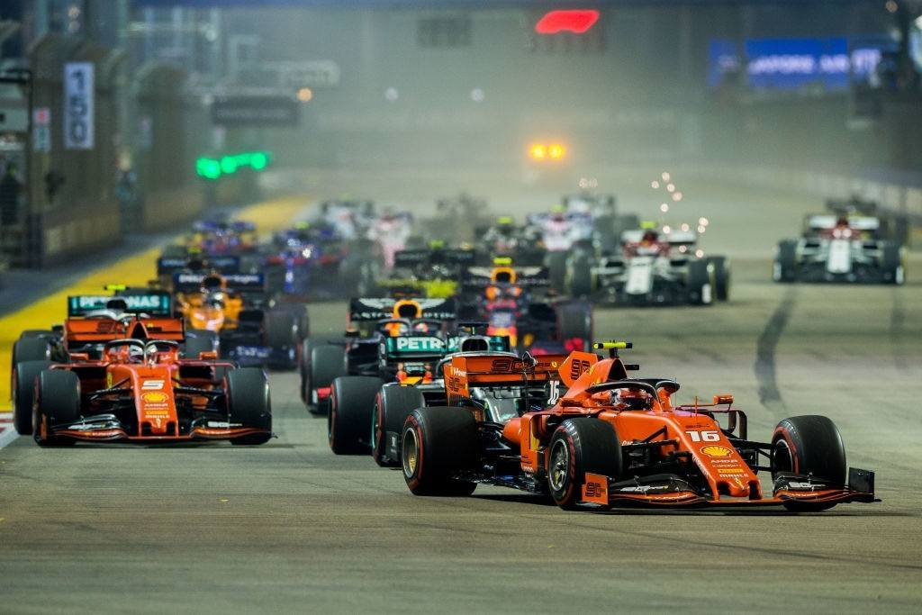 Marina Bay, Singapore Grand Prix