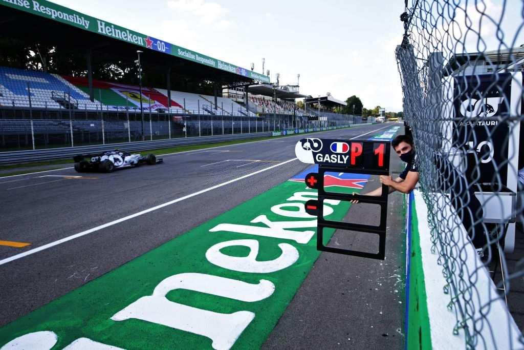 Monza, Italian Grand Prix