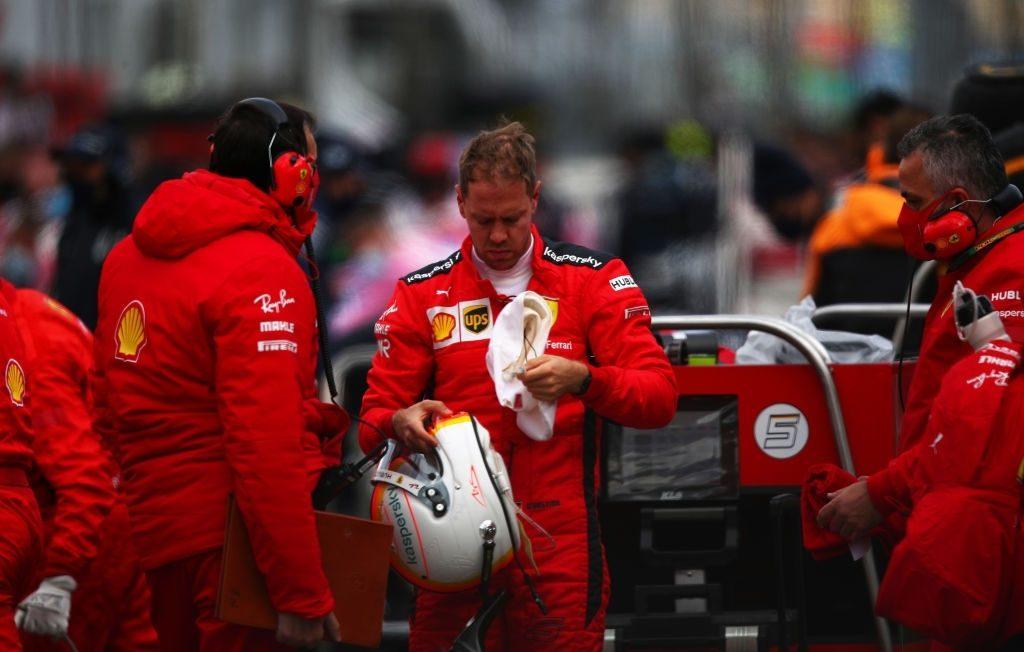 Sebastian Vettel Germany's best f1 driver ever