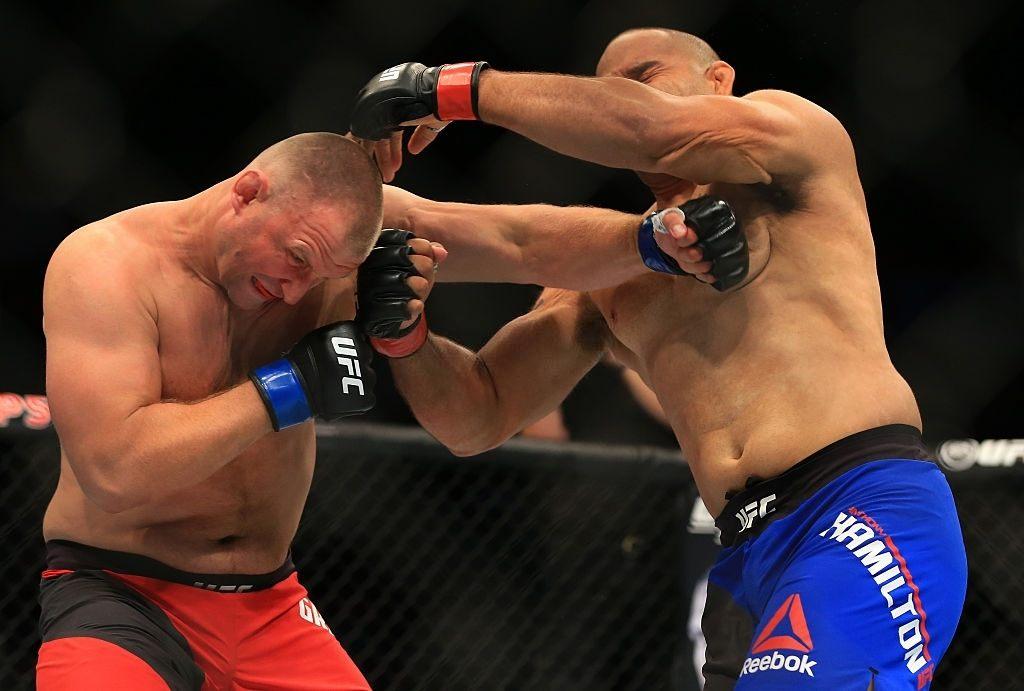 Anthony Hamilton vs. Damian Grabowski: UFC 201 0:14 seconds knockout