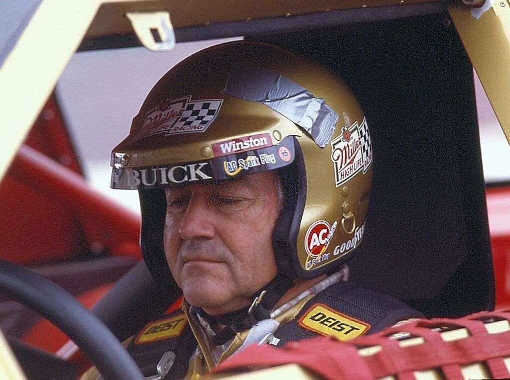 Bobby Allison retired NASCAR driver