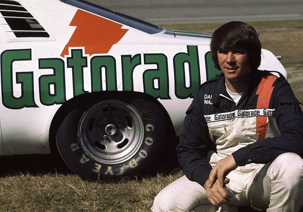 Darrell Waltrip one of the greatest NASCAR champions