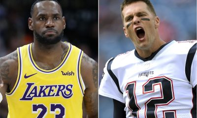 Tom Brady vs LeBron James