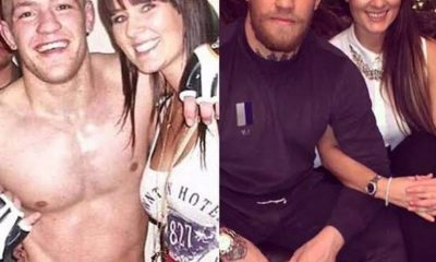 Conor McGregor Wife Dee Devlin