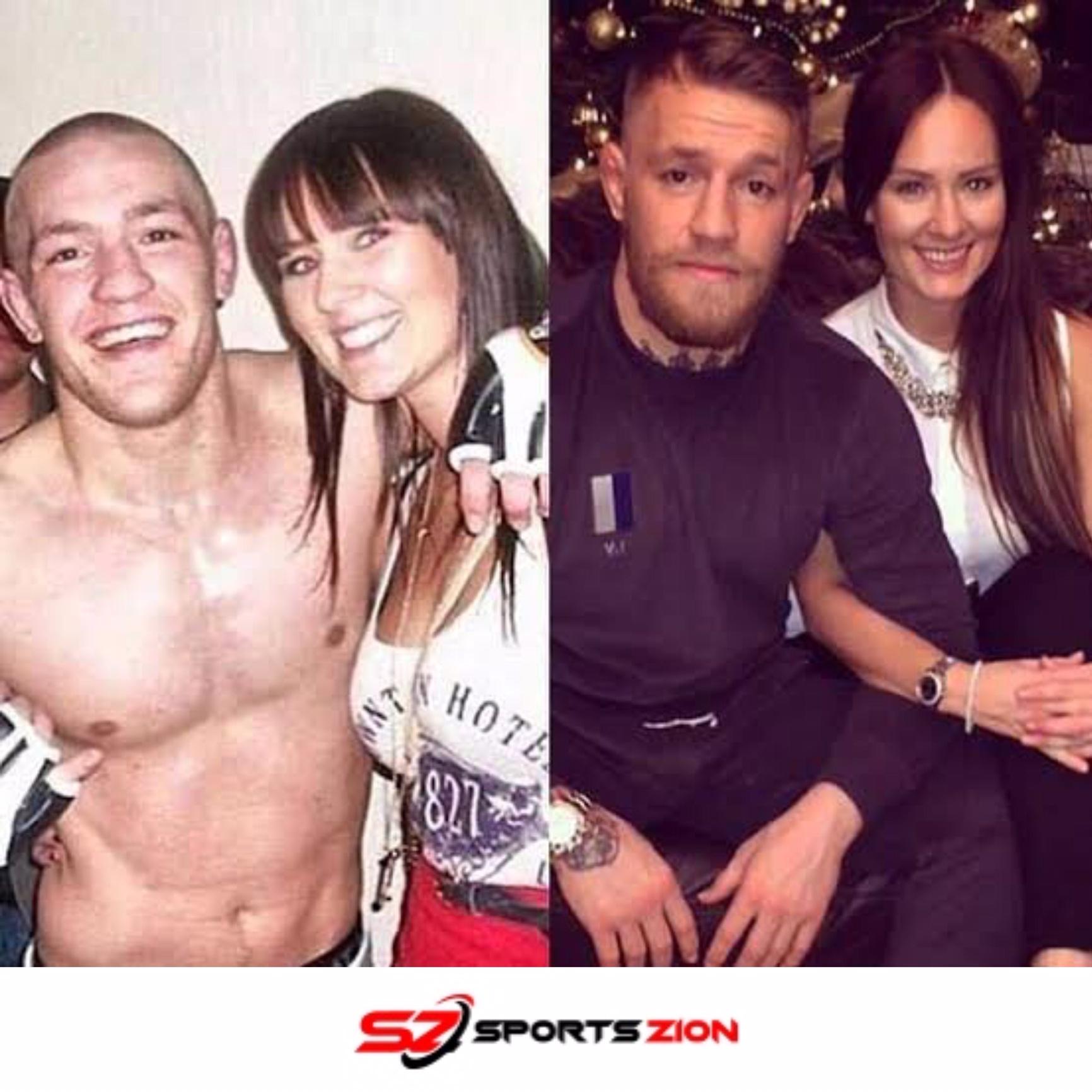 Conor McGregor Wife Dee Devlin