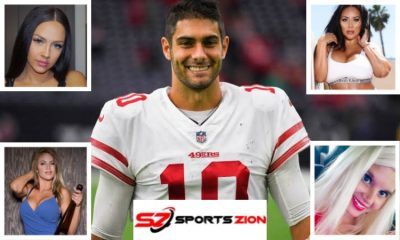 Jimmy Garoppolo Girlfriend