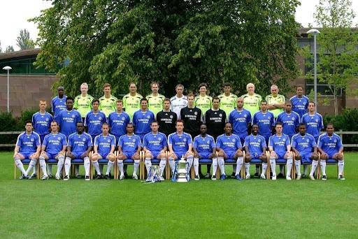 Chelsea 2007-08