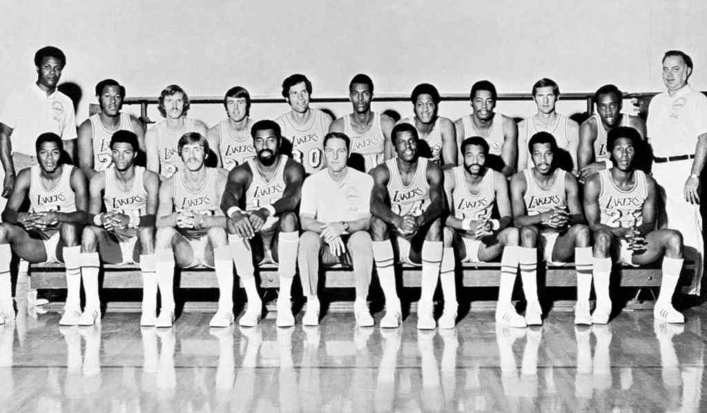 Lakers 1971-72