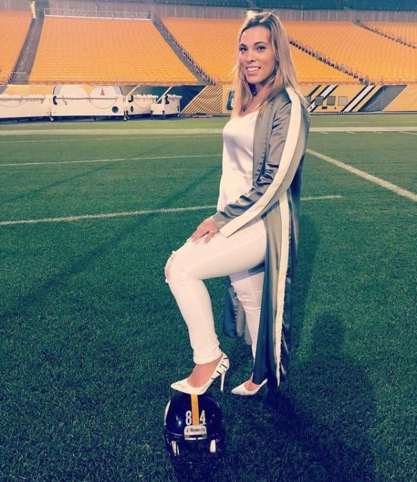 Chelsie Kyriss at Stadium