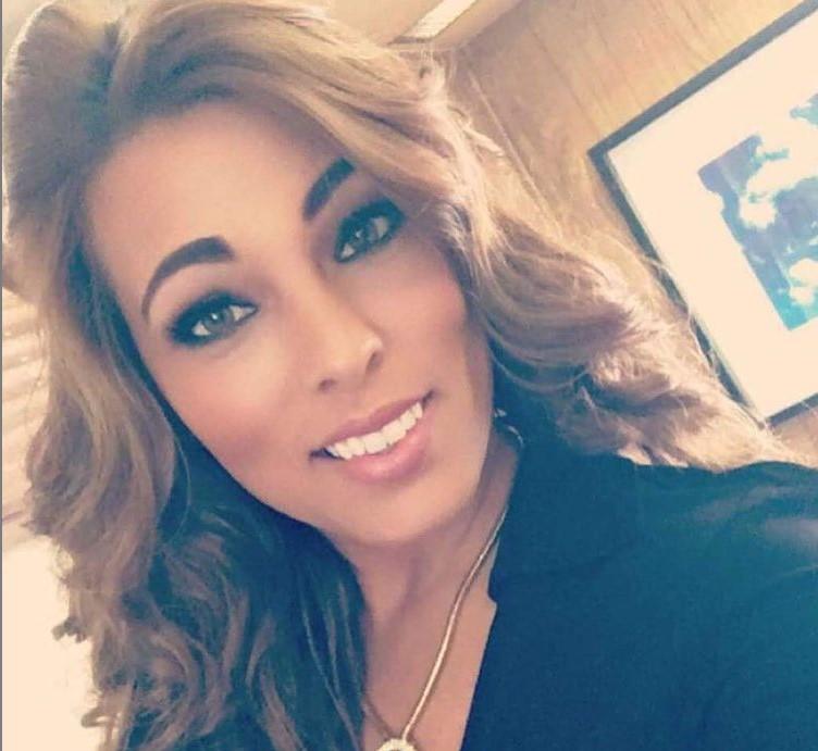 Antonio Brown girlfriend Chelsie Kyriss