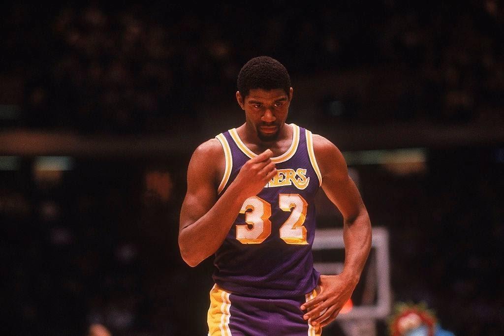 Magic Johnson 138 Triple-Doubles