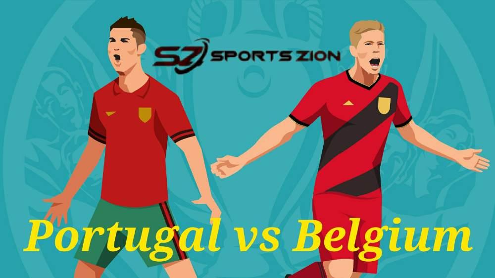 Watch Euro 2020 Belgium vs Portugal Reddit Soccer Streams