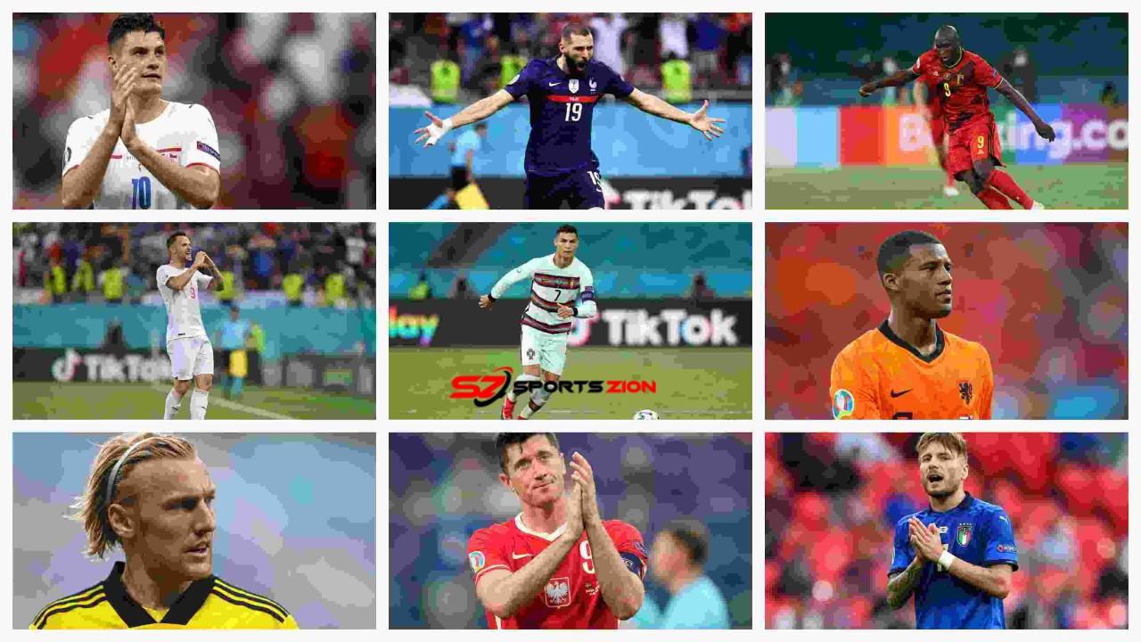 Euro 2020 Golden Boot winner