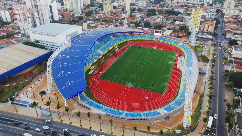 Estádio Olímpico Pedro Ludovico will host Copa America 2021 Brazil vs Ecuador.