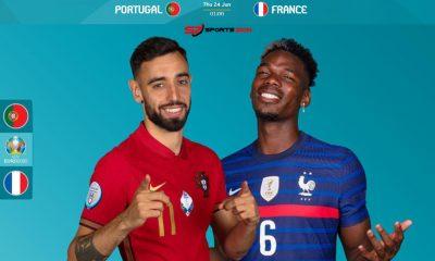 Portugal vs France Soccer Streams