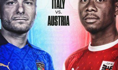 Italy vs Austria Reddit Soccer Streams