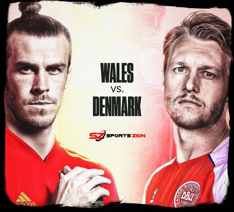 Wales vs Denmark Soccer Streams