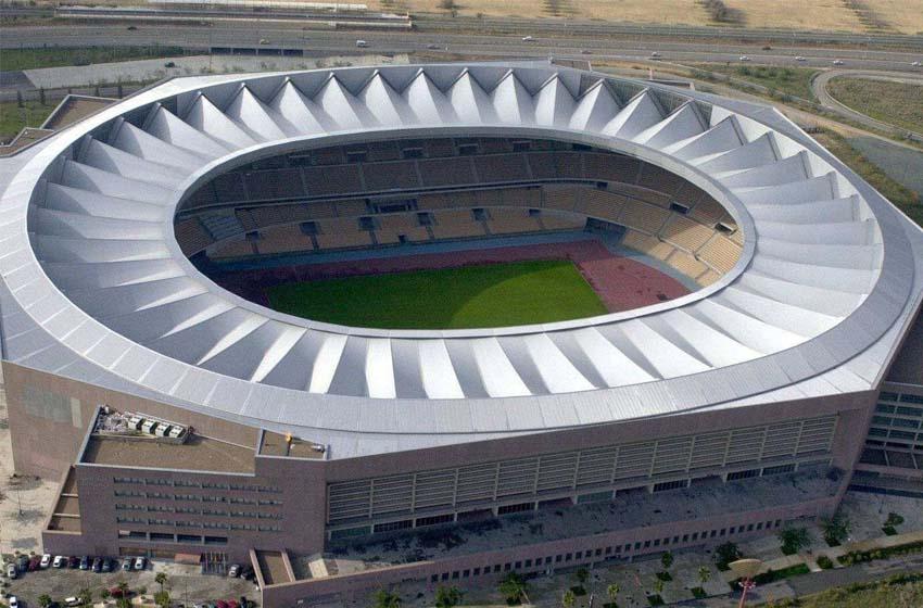 Estadio La Cartuja de Sevilla will host the Euro 2020 Slovakia vs Spain