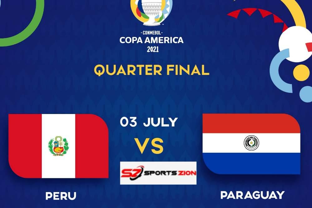 Watch Copa America 2021 Peru vs Paraguay Reddit Soccer Streams