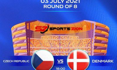 Watch Euro 2020 Czech Republic vs Denmark Reddit Soccer Streams