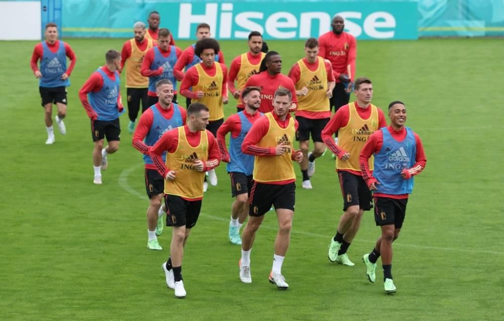 Belgian National Team