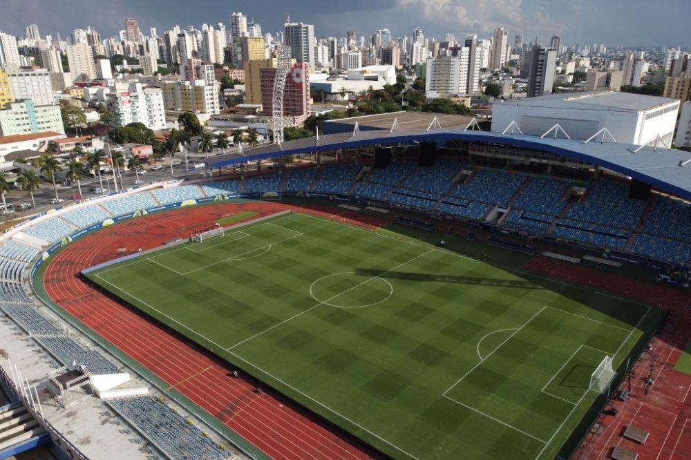 Pedro Ludovico Stadium.