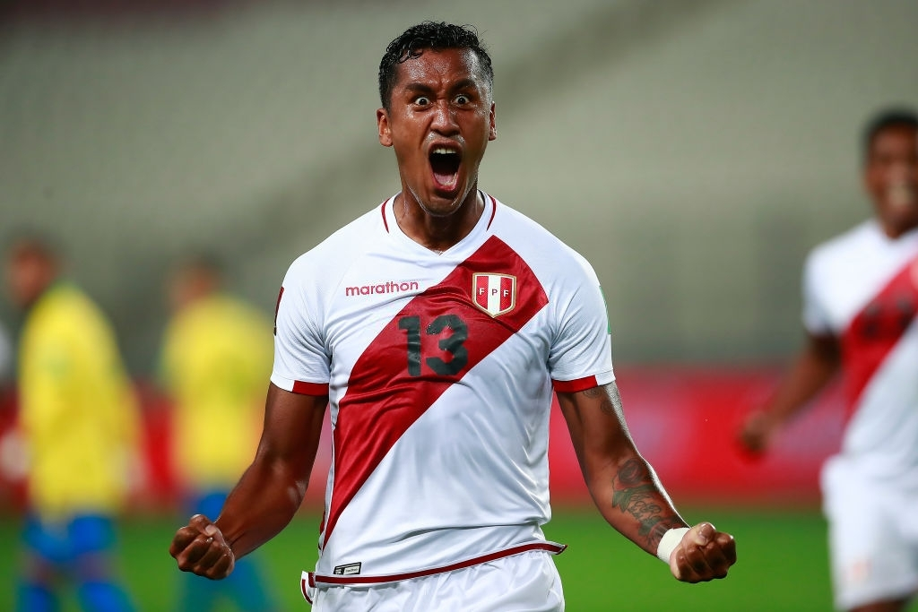 Renato Tapia is a player to watch in Copa America 2021 from Peru.