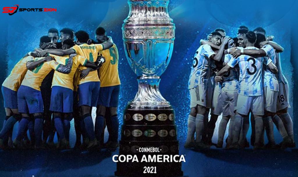 Copa America Final 2021 Argentina vs Brazil Free Live Soccer Streams reddit