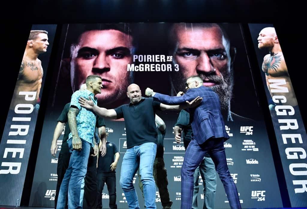 Conor McGregor vs Dustin Poirier UFC 264 Purse, Payouts, Bonus, Fight Card