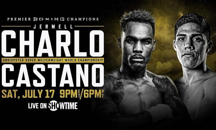 Jermell Charlo vs Brian Castaño Purse Payouts