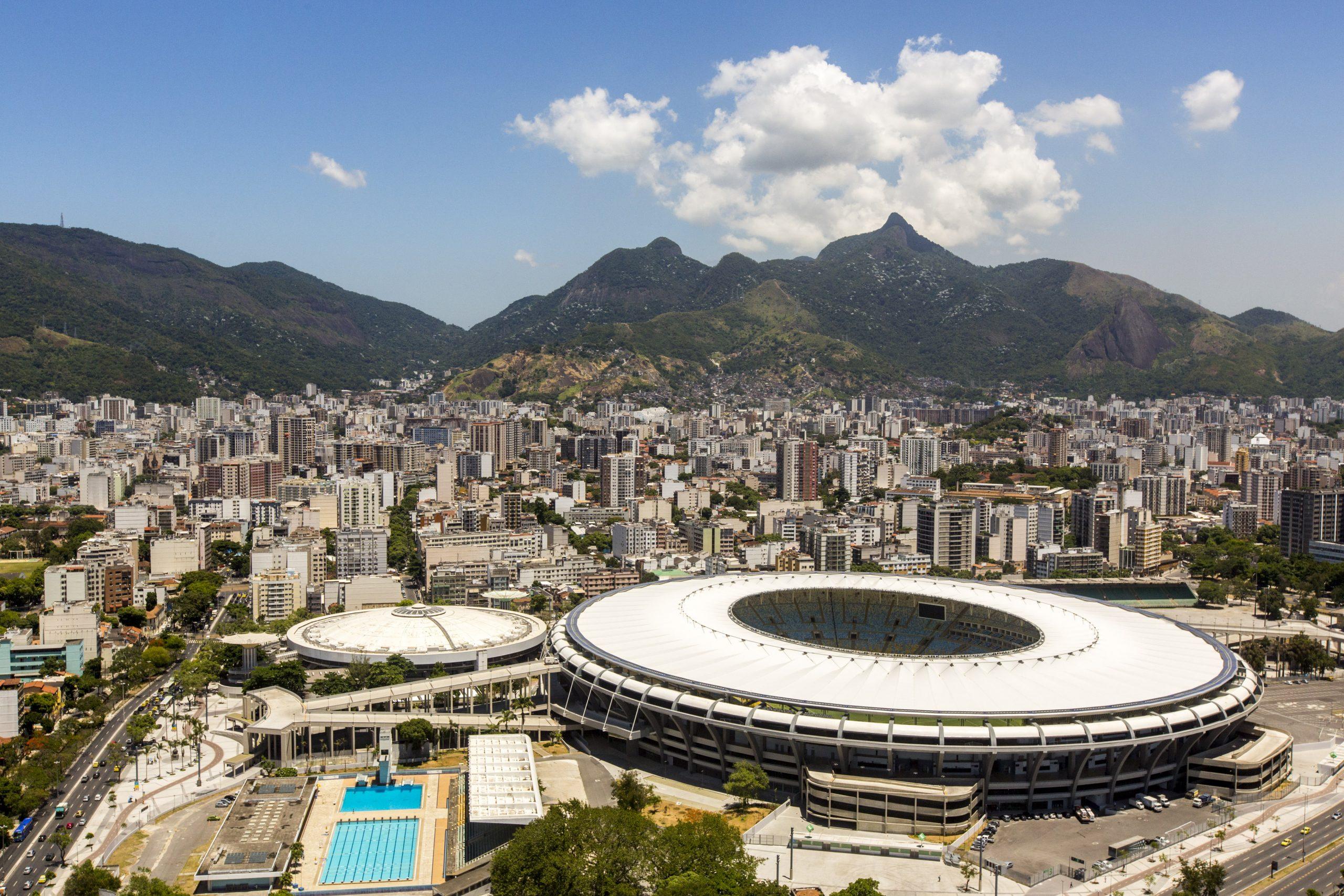 Maracanã Stadium will host the Copa America 2021 Argentina vs Brazil.