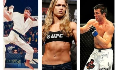 Ranking the 10 Best UFC Moments of All Time