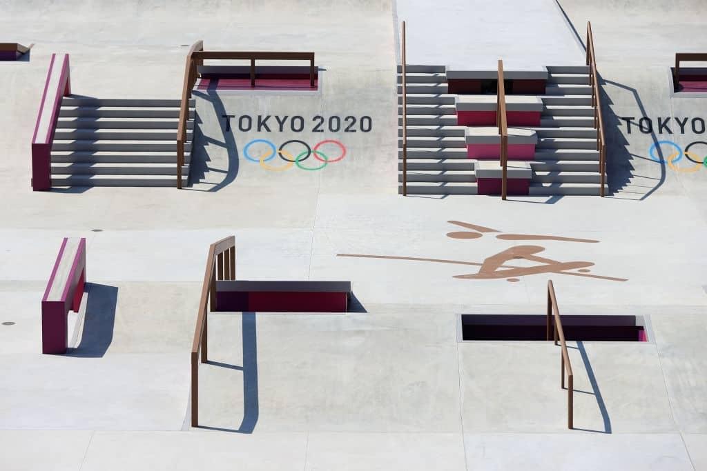Skateboarding Tokyo Olympics 2020
