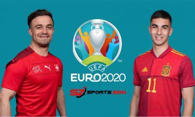 Euro 2020 Switzerland vs Spain Soccer Streams