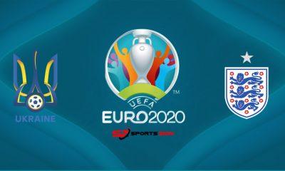 Euro 2020 Ukraine vs England Soccer Streams
