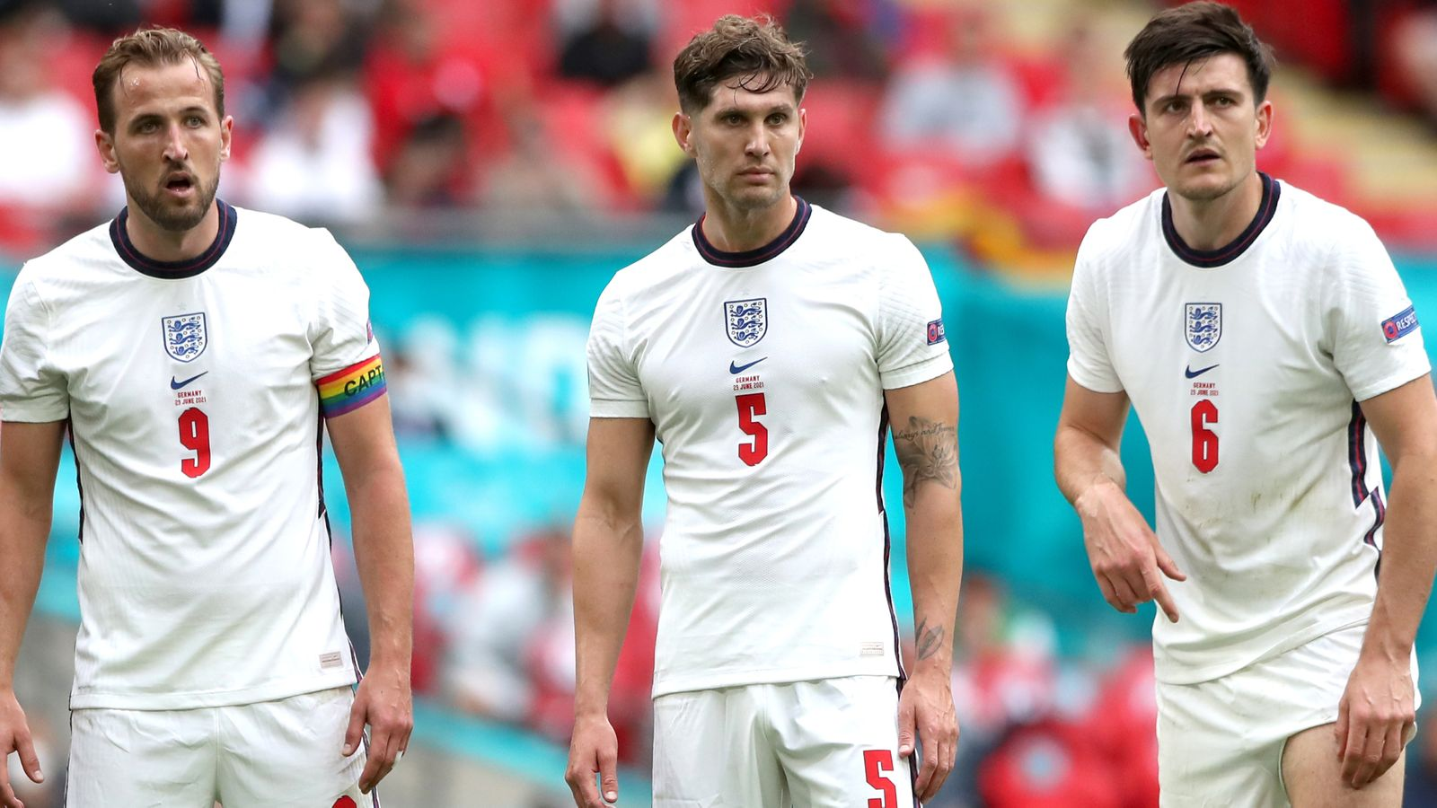 What is England's Strength?