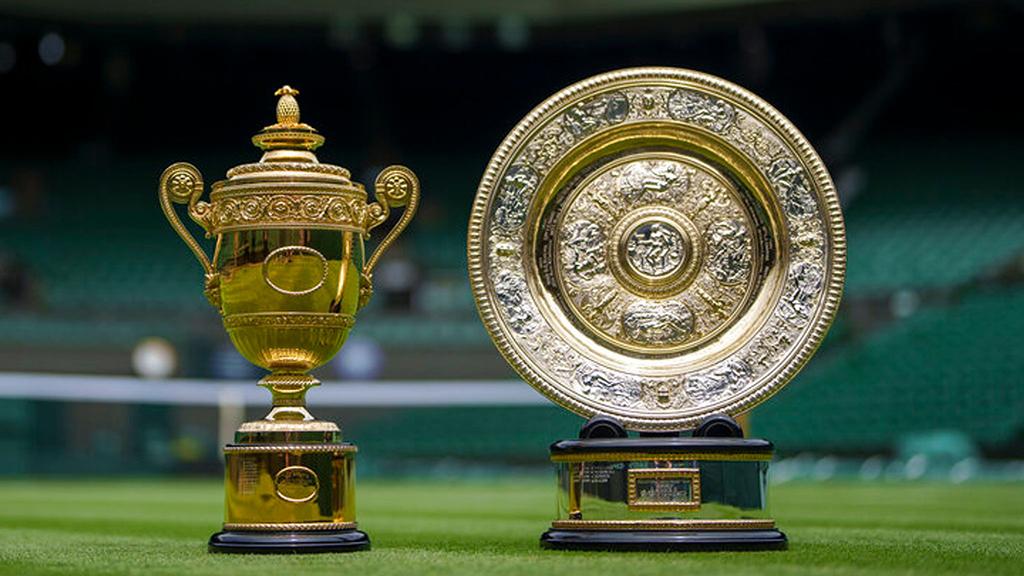 Wimbledon 2021 Final.