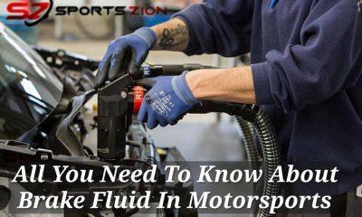 Brake Fluid In Motorsports