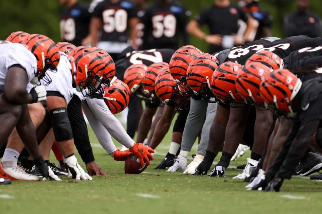 Cincinnati Bengals Training Camp