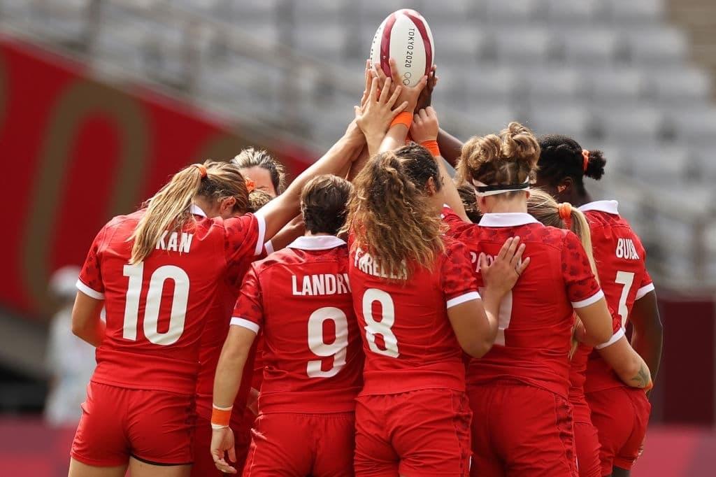 Rugby Team Canada