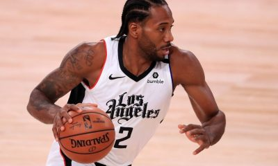 Kawhi Leonard's Earnings will Change After Player Option Declining