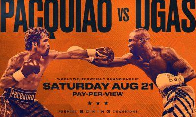 Manny Pacquiao vs Yordenis Ugas Free Live Reddit Boxing Stream