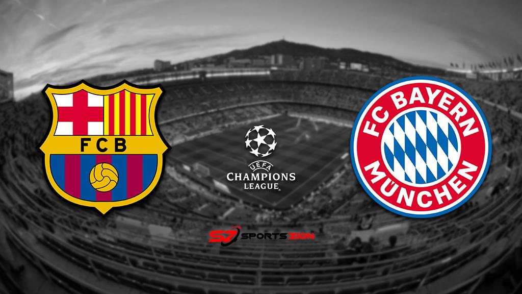 Barcelona vs Bayern Free Live Streams Reddit